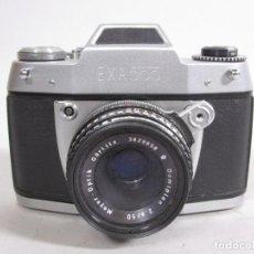Cámara de fotos: CÁMARA EXA500 CON FOCO DOMIPLAN. Lote 109438035