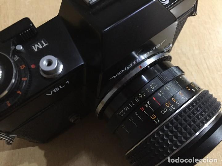Cámara de fotos: VOIGTLANDER VSL 1 - Foto 6 - 109439471