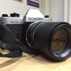 Cámara de fotos: ROLLEIFLEX SL 35 CON XENAR 135MM F 3.5. Lote 85799184