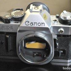 Cámara de fotos: CANON AE-1 PROGRAM (CUERPO). Lote 109682535