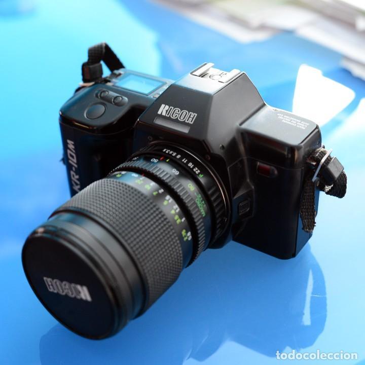 Cámara de fotos: Ricoh KR-10M - cámara analógica - Foto 2 - 110745203
