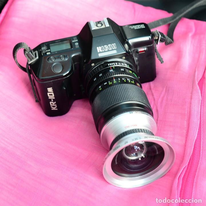Cámara de fotos: Ricoh KR-10M - cámara analógica - Foto 9 - 110745203