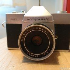 Cámara de fotos: MAMIYA SEKOR 528 TL. Lote 110804636