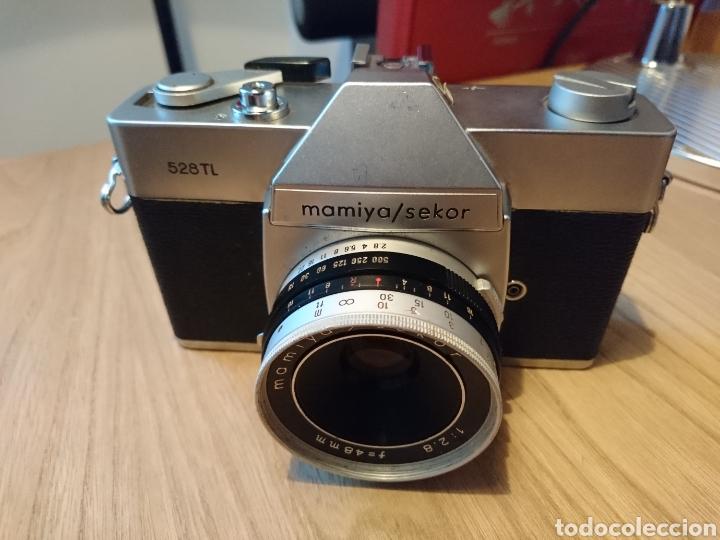 Cámara de fotos: Mamiya Sekor 528 TL - Foto 2 - 110804636
