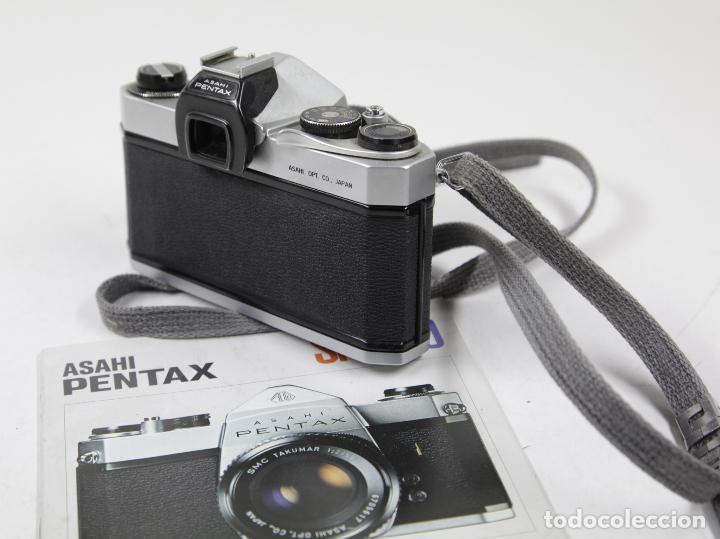 Cámara de fotos: Cámara reflex Asahi Pentax SP 1000 con catálogo - Foto 3 - 111325247
