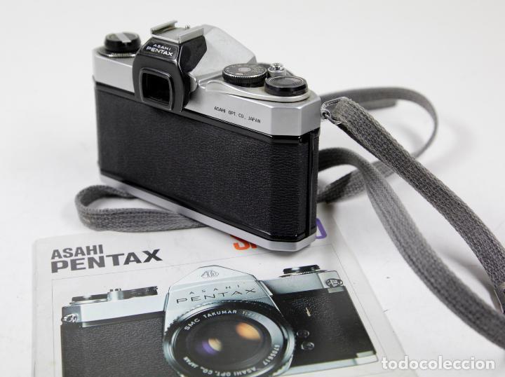 Cámara de fotos: Cámara reflex Asahi Pentax SP 1000 con catálogo - Foto 6 - 111325247
