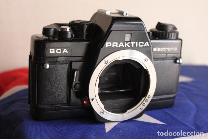 CUERPO PRAKTICA BCA (Cámaras Fotográficas - Réflex (no autofoco))