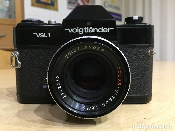 VOIGTLANDER VSL 1 (Cámaras Fotográficas - Réflex (no autofoco))
