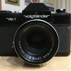 Cámara de fotos: VOIGTLANDER VSL 1. Lote 112204291