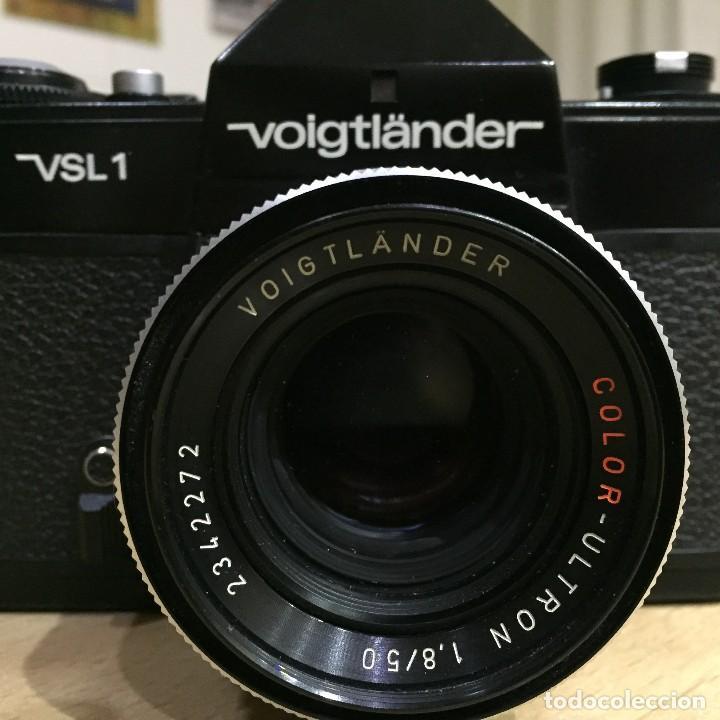 Cámara de fotos: VOIGTLANDER VSL 1 - Foto 2 - 112204291