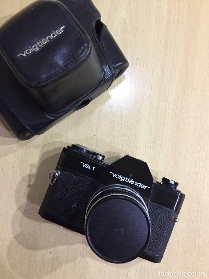 Cámara de fotos: VOIGTLANDER VSL 1 - Foto 3 - 112204291