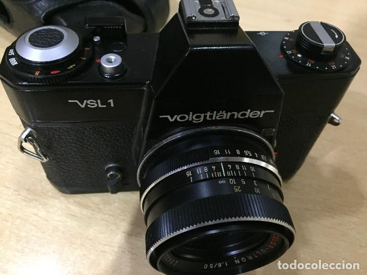Cámara de fotos: VOIGTLANDER VSL 1 - Foto 10 - 112204291