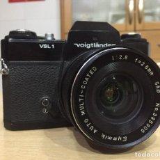 Cámara de fotos: VOIGTLANDER VSL 1. Lote 113144031