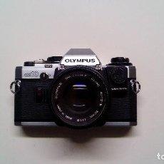 Cámara de fotos: CÁMARA OLYMPUS OM10. Lote 113263667