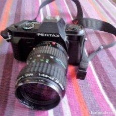 Cámara de fotos: PENTAX P30N OBJETIVO PENTAX-A ZOOM . Lote 113775063