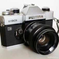 Cámara de fotos: FUJICA ST 801. Lote 113842755