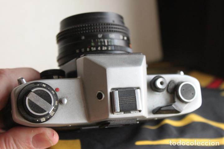 Cámara de fotos: Kiev 19 + Helios 50mm F:2 - Foto 2 - 114658619
