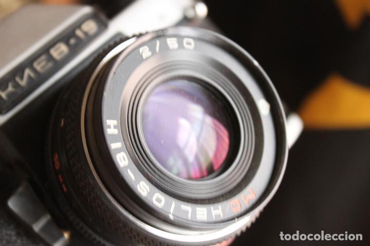Cámara de fotos: Kiev 19 + Helios 50mm F:2 - Foto 5 - 114658619