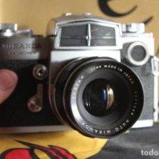 Cámara de fotos: MIRANDA SENSOREX + 50MM F:1,8. Lote 114930515