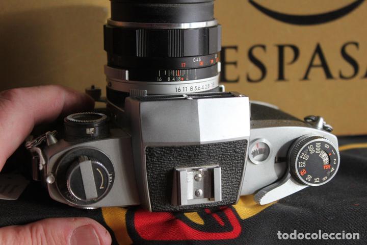Cámara de fotos: Miranda SENSOREX + 50mm F:1,8 - Foto 2 - 114930515