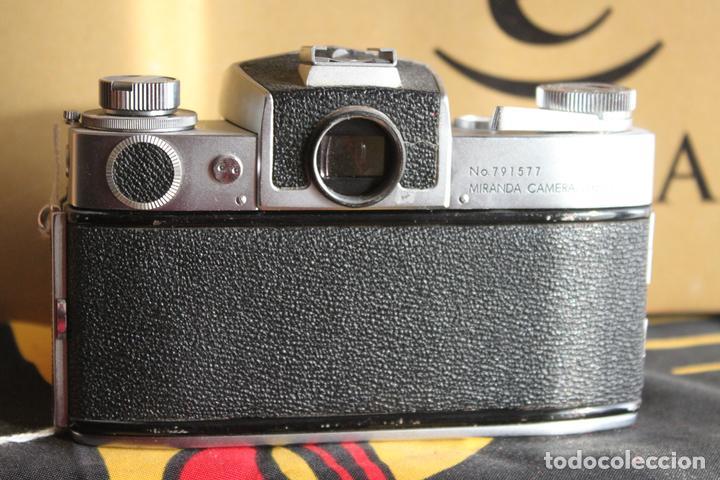 Cámara de fotos: Miranda SENSOREX + 50mm F:1,8 - Foto 3 - 114930515