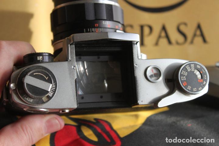 Cámara de fotos: Miranda SENSOREX + 50mm F:1,8 - Foto 9 - 114930515