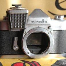 Cámara de fotos: MINOLTA SR-3 + FOTÓMETRO. Lote 114930811