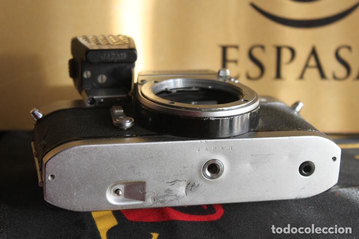 Cámara de fotos: Minolta SR-3 + fotómetro - Foto 2 - 114930811