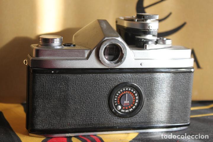 Cámara de fotos: Minolta SR-3 + fotómetro - Foto 3 - 114930811