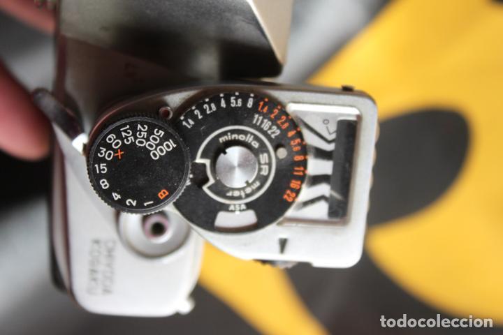 Cámara de fotos: Minolta SR-3 + fotómetro - Foto 4 - 114930811
