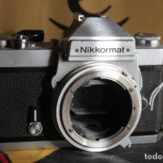 Cámara de fotos: NIKON NIKKORMAT FT-3 (CUERPO). Lote 114931271