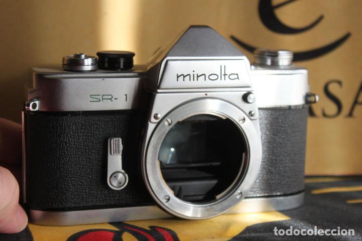 MINOLTA SR-1 (CUERPO) (Cámaras Fotográficas - Réflex (no autofoco))