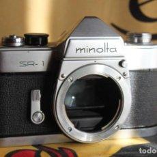 Cámara de fotos: MINOLTA SR-1 (CUERPO). Lote 114931563