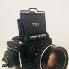 Cámara de fotos: MAMIYA 645. Lote 115059647