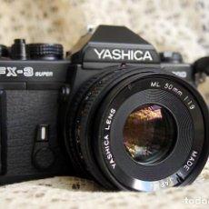 Cámara de fotos: CÁMARA YASHICA FX-3 SUPER 2000,KYOCERA. Lote 115146583