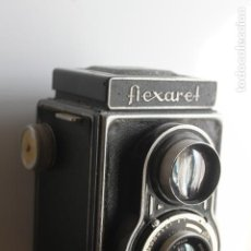 Cámara de fotos: TLR FLEXARET CHEKA (REFLEX DOS OBJETIVOS). Lote 115243443