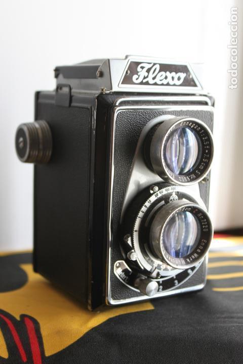 TLR FLEXO (REFLEX DE DOS OBJETIVOS) (Cámaras Fotográficas - Réflex (no autofoco))