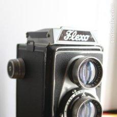 Cámara de fotos: TLR FLEXO (REFLEX DE DOS OBJETIVOS). Lote 115243803