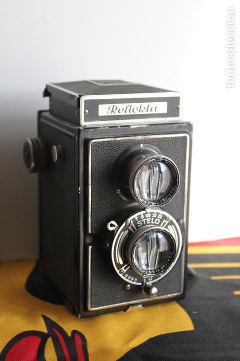REFLEKTA (TLR) (REFLEX DE DOS OBJETIVOS) (Cámaras Fotográficas - Réflex (no autofoco))