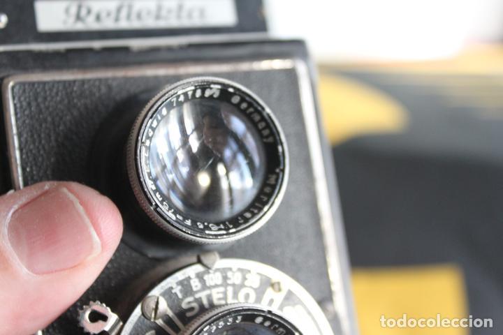 Cámara de fotos: REFLEKTA (TLR) (REFLEX DE DOS OBJETIVOS) - Foto 2 - 115244191