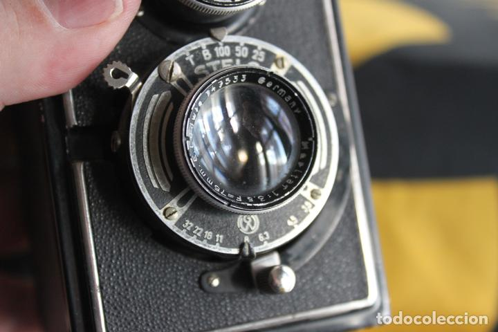 Cámara de fotos: REFLEKTA (TLR) (REFLEX DE DOS OBJETIVOS) - Foto 3 - 115244191