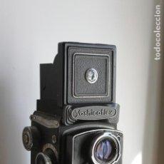 Cámara de fotos: YASHICAFLEX (TLR) REFLEX DE DOS OBJETIVOS. Lote 115244483