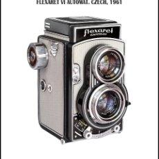 Cámara de fotos: FLEXARET AUTOMAT VI. ATRACTIVA TLR DE 1961. MUY BUENAS CONDICIONES.. Lote 116079851