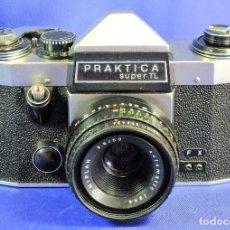 Cámara de fotos: PRAKTICA SUPER TL. Lote 117119799