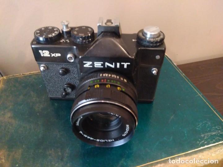 Cámara de fotos: CAMARA ZENIT 12 XP + FUNDA - Foto 2 - 117857427