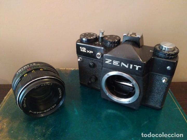 Cámara de fotos: CAMARA ZENIT 12 XP + FUNDA - Foto 3 - 117857427