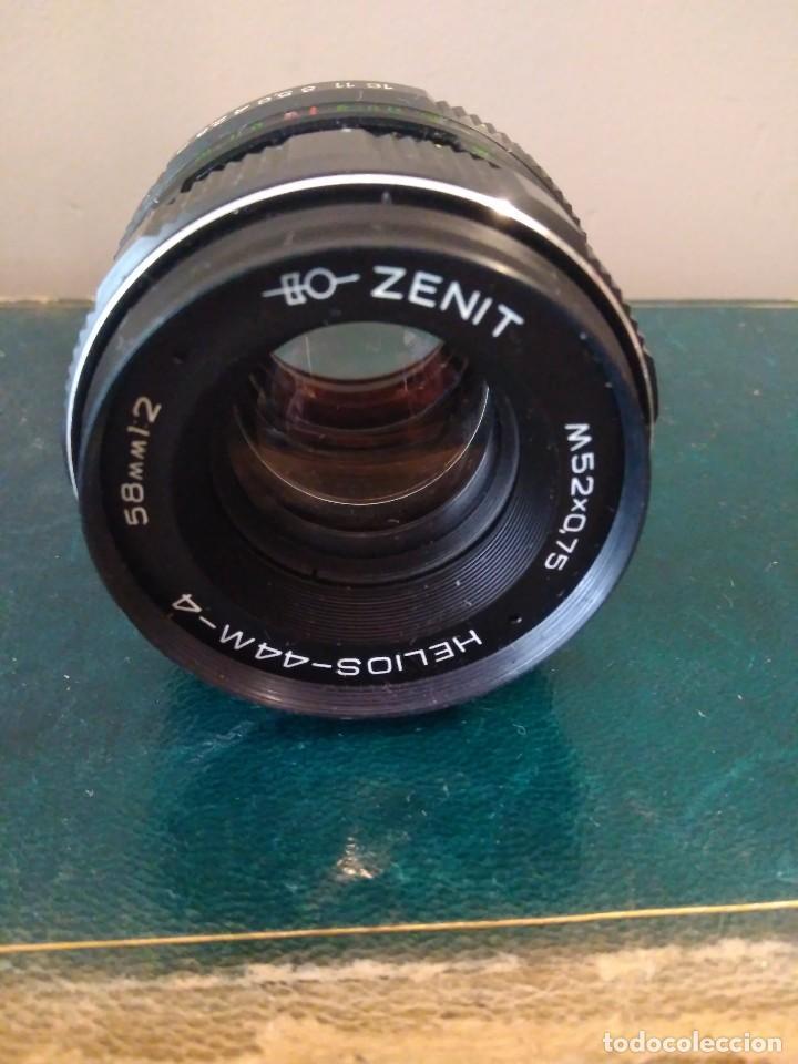 Cámara de fotos: CAMARA ZENIT 12 XP + FUNDA - Foto 9 - 117857427