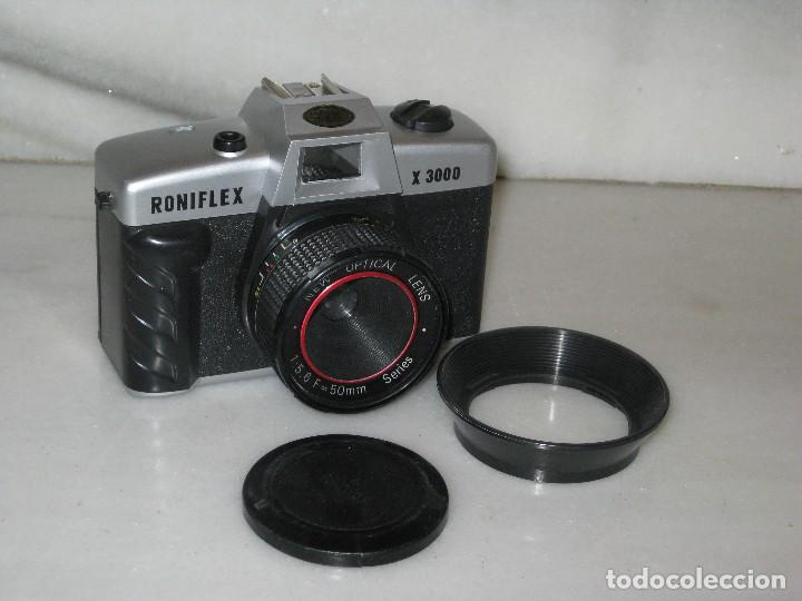 RONIFLEX X3000 (Cámaras Fotográficas - Réflex (no autofoco))