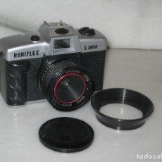 Cámara de fotos: RONIFLEX X3000. Lote 117947351