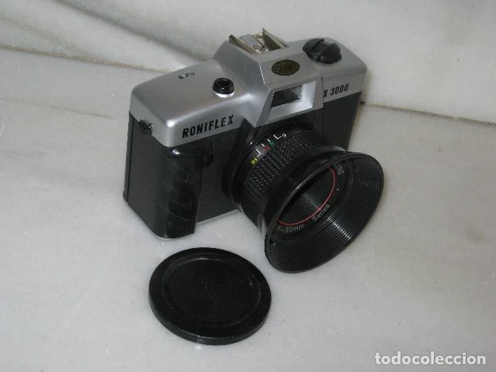 Cámara de fotos: Roniflex x3000 - Foto 3 - 117947351